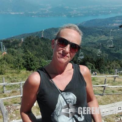 Iris - Ristoratore - Donna  - 46 anni