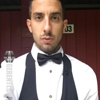 Daniele - Barista - Uomo  - 31 anni