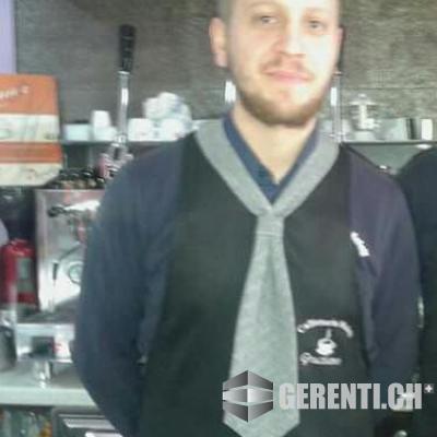Graziano - Barista - Uomo  - 26 anni
